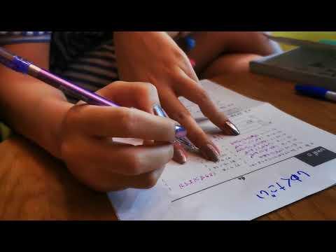 毎日は日本語 / Everyday Hihongo EP 9 : เรียนออนไลน์ก็ทำการบ้านวนไป