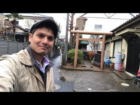 A Tokyo Local Shrine Experience | 草薙神社