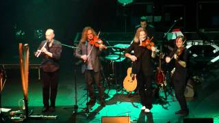 ALAN STIVELL & RENE WERNEER : King of the fairies, Paris, l'Olympia, 16 février 2012