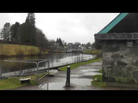 Noch Ness from Fort Augustus Rabbies Tour (2/2/11)