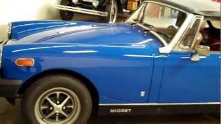 1977 MG Midget - FOR SALE - www.OCclassicCars.com
