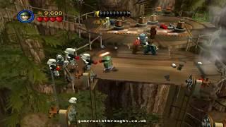Lego star wars 2 walkthrough - The battle of endor [1/2]