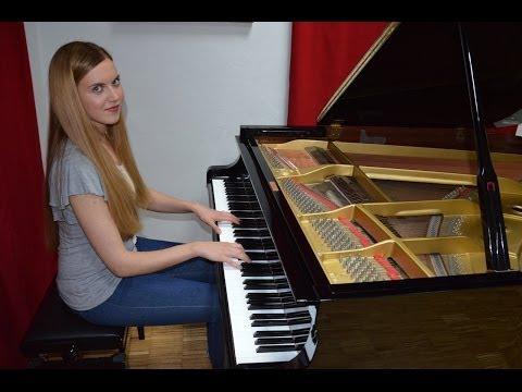 Beethoven Moonlight Sonata (2nd movement) Urška Babič