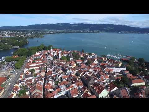 Lindau, Germany 4k