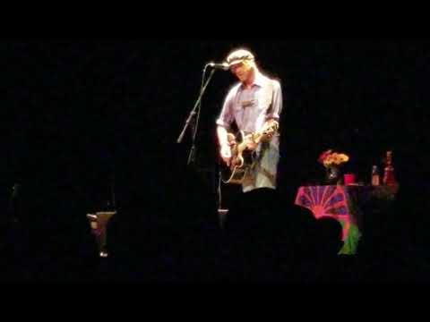 "Todd Snider ""Rose City Blues"" 9/21/18 Arlene Schnitzer Concert Hall"