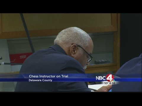 Chess instructor on trial