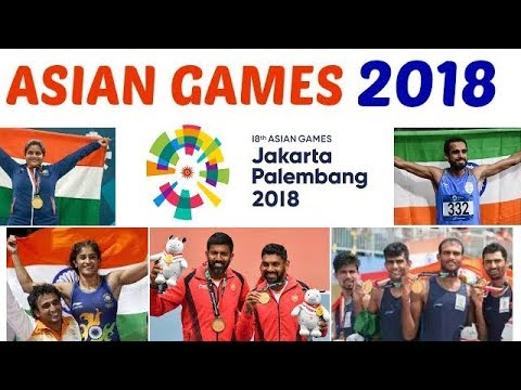 Asian Games 2018 - Detail Analysis | Current Affairs 2018 | Asiad 2018