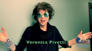 Veronica pivetti, il saluto per la 7^ giornata nazionale di prevenzione dello spreco alimentare