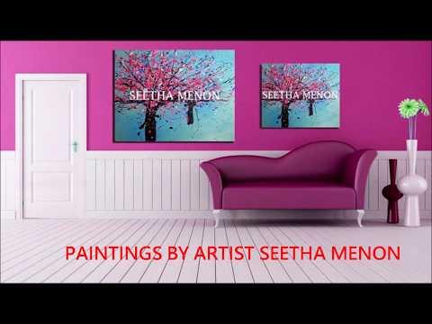 Seetha Menon - Art Gallery