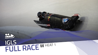 Igls | BMW IBSF World Cup 2016/2017 - Women's Bobsleigh Heat 1 | IBSF Official