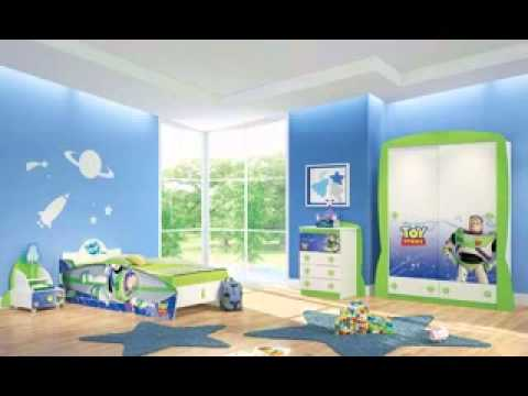 Diy Toy Story Bedroom Design Decorating Ideas Youtube