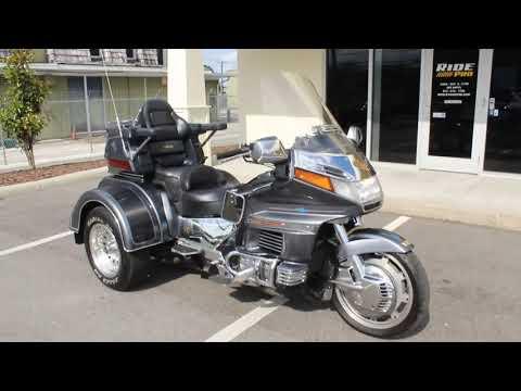 SOLD..1988 Honda Goldwing GL1500 TriKing Trike for sale - RIDE PRO