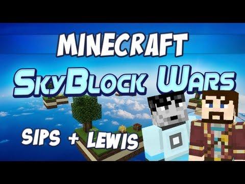 Skyblock Wars - Sips & Lewis