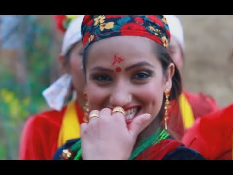 Aadhi Khola Tarera - Devi Gharti Magar and Keshav Ghimire - Roila | New Nepali Lok Dohori Song 2016