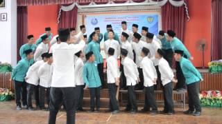 Tempat ketiga Choral Speaking Karnival Bahasa Inggeris Peringkat daerah Rembau 2014