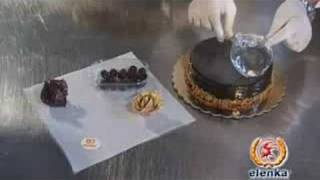 EN - Pastry - Chocolate Mirror Glaze