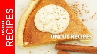 ☑️ ( Halloween Recipe ) Paleo Pumpkin Pie Recipe | Uncut Recipes