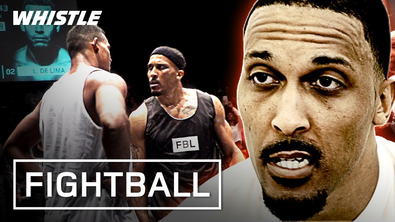 Download FIGHTBALL Final Gets HEATED! 🔥   Playing 1 on 1 For $10,000 (Ep 8)