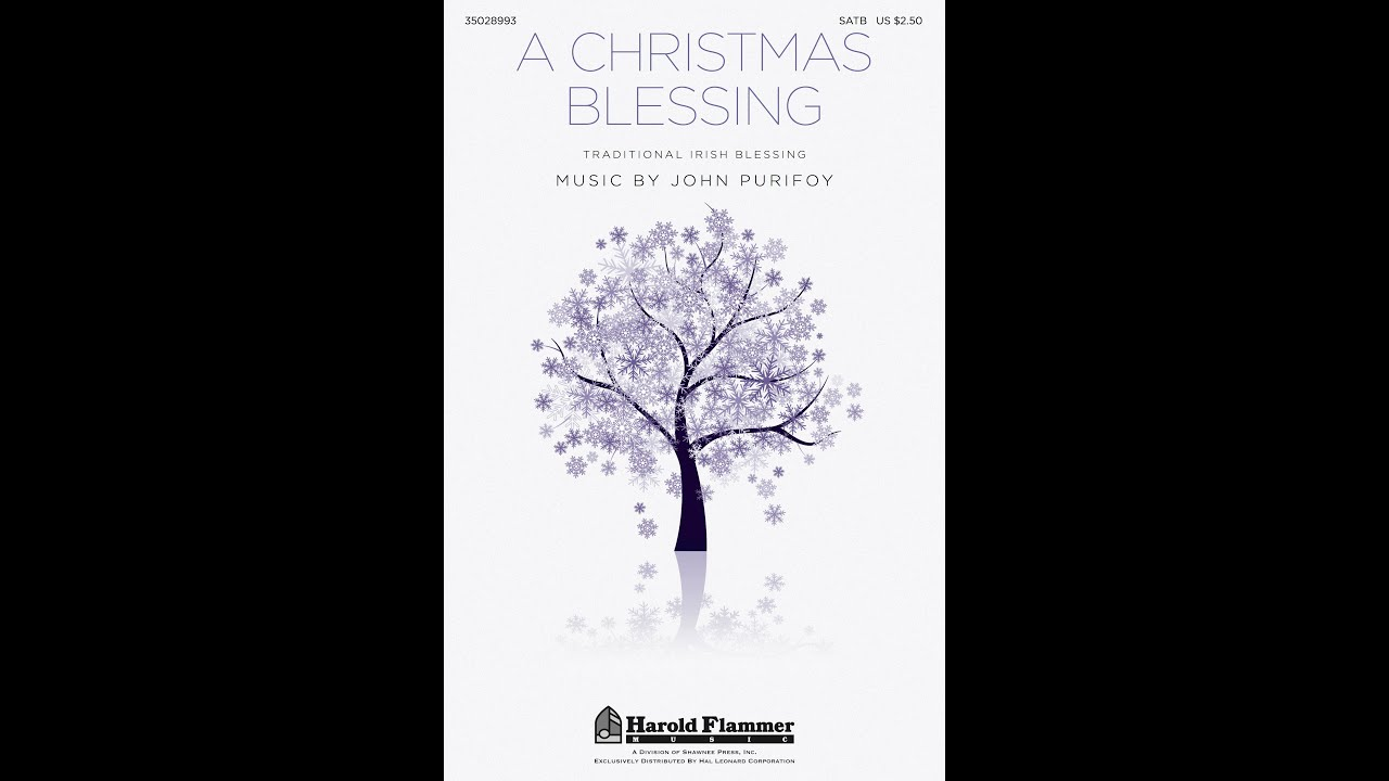 A CHRISTMAS BLESSING - John Purifoy - YouTube