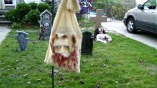 2008 Halloween Props