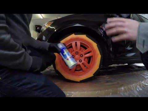 How to Plasti Dip Your Rims - Pep Boys