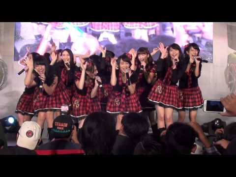 [FANCAM] JKT48 - First Rabbit at Honda Tuning Contest Taman Anggek