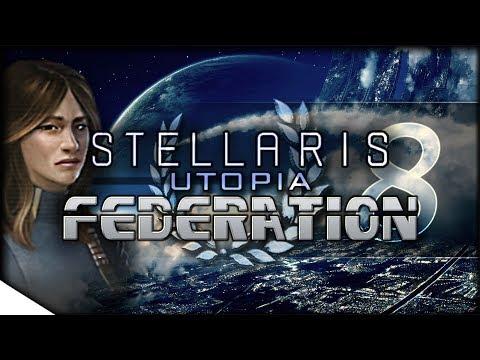 Purging the Pirate Menace | STELLARIS: Utopia — Federation 8 | 1.6 Adams Update