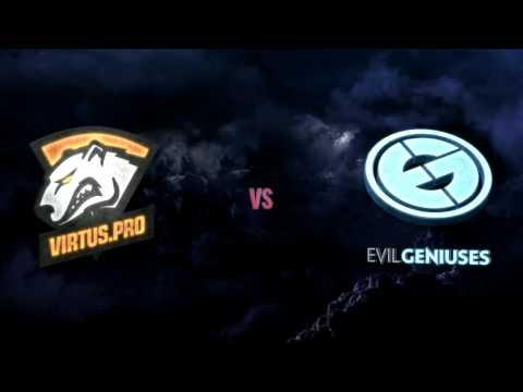 VP vs VG - Summit 4 LAN GRAND FINAL - G4