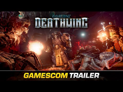 [Gamescom 2016] Space Hulk: Deathwing - Gamescom