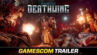[Gamescom 2016] Space Hulk: Deathwing - Gamescom