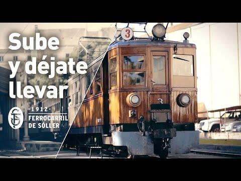 El tren de Sóller: un viaje por la Mallorca del siglo XX