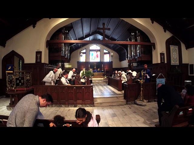 Third Sunday of Advent 12.15.19