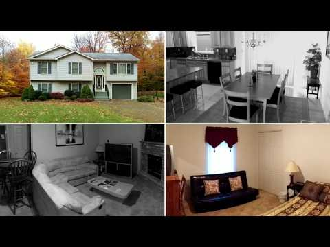 Pocono country place homes for sale
