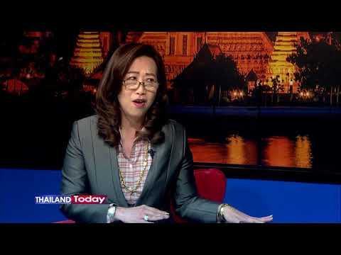 Thailand Today 022 Ship for ASEAN Youth Program in 2017 By Ms.Supatcha Suttipol (Nov 17, 2017)
