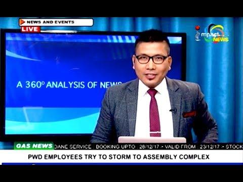 STATE BUDGET 2018-19 On Manung Hutna 05 January 2018