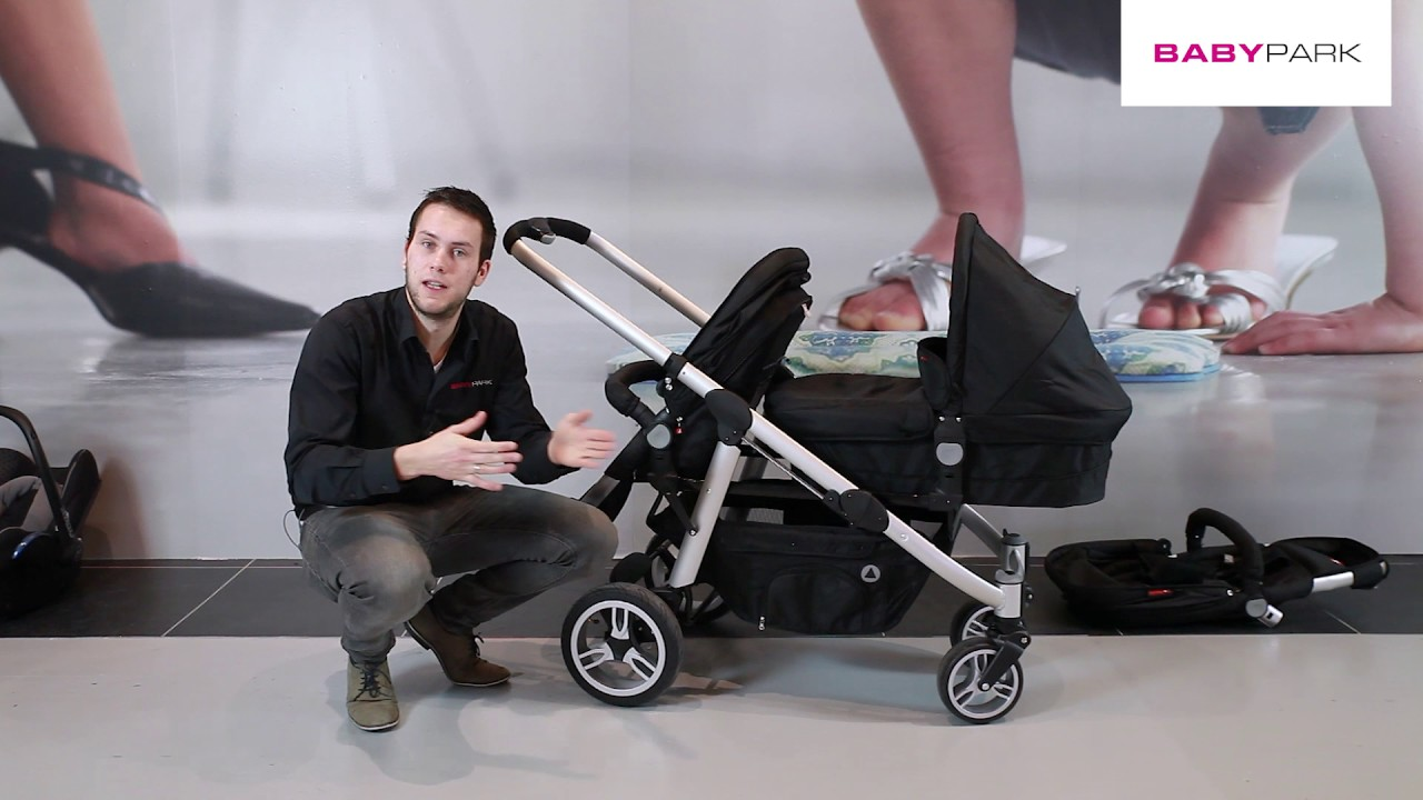 Tweeling Kinderwagen Abc Zoom Topmark 2 Combi Duowagen Review
