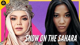 Gambar cover Snow On The Sahara - Dato Siti Nurhaliza & Anggun