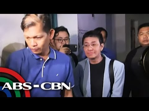 Bandila: Maria Ressa detained overnight after court refuses bail