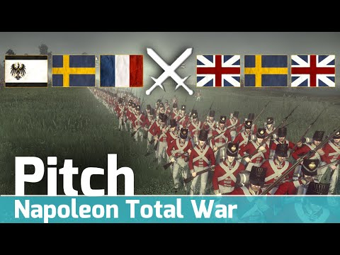 Napoleon Total War Online Battle #15 (3v3) - Smoking gun