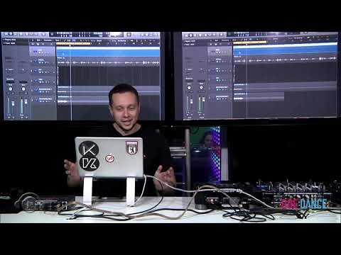 PRODUZINDO COM KALIL - WORKSHOP  DJ BAN EMC