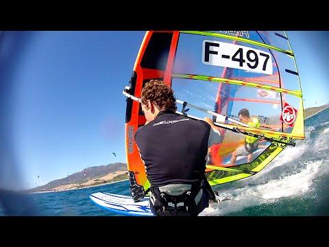 Windsurf Slalom Tarifa 2015