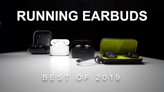 Best Earbuds for Running 2019 - Jabra Elite 75t vs Powerbeats Pro vs Airpods Pro vs Jaybird Vista