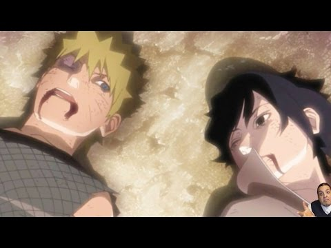 Naruto Shippuden Episode 478 -ナルト- 疾風伝 Anime Review -- Naruto Vs Sasuke Aftermath