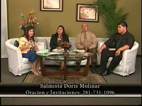 Entrevista Nolverto Alvarenga Jr - Programa JESUS TE AMA - Canal 55.3 - Houston TX