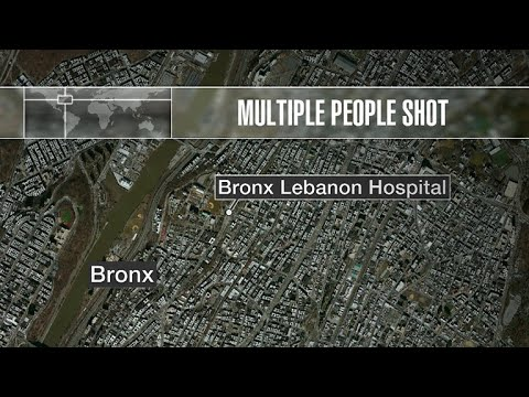 Gunman down in shooting at New York City hospital