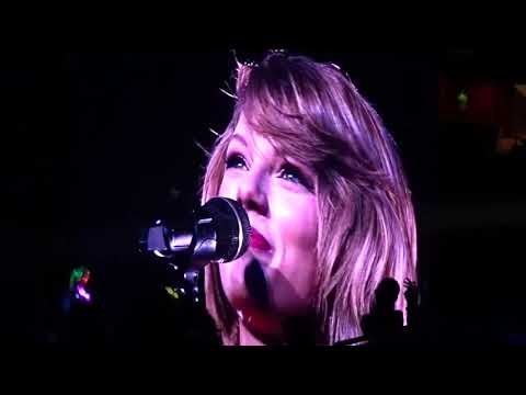 Taylor Swift Singapore 2015 - You Are In Love Mp3
