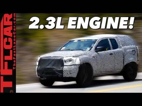 2021 Ford Bronco Possible Engine Info LEAKED! Here's What We Know So Far