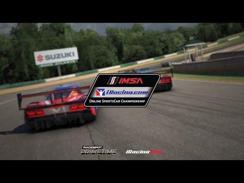 1: Laguna Seca // IMSA Sportscar Championship