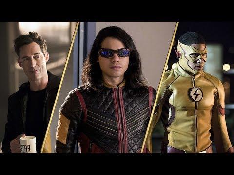 Top 10 Team Flash Members
