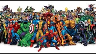 Все фильмы о супергероях на ближайшие 5 лет (2015-2020)